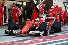 Vettel-Mittelfinger für Massa in Sochi: Kostete er Ferrari den Sieg?