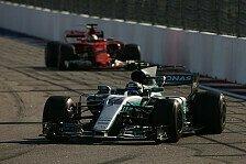 Formel 1 - Bilder: Russland GP - Rennen