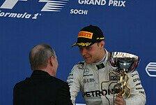 Formel 1, Russland: Die Tops und Flops zum Rennen in Sochi