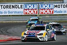 Debütsieg für Volkswagen in der ADAC TCR Germany