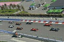 Formel 1 Russland 2018: Hypersoft-Action auch in Sochi