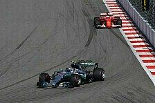 Russland-Analyse: Reale Vettel-Gefahr für Bottas hätte Sieg verhindern können