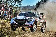 Die Szenen der Rallye Argentinien - Teil 1