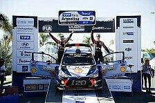 WRC - Bilder: Rallye Argentinien - Tag 1 - 3 & Podium