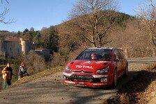 WRC - 1. Etappe, Monte Carlo