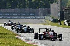 Formel 3 EM - Günther: Podium in Monza - Punkteserie fortgesetzt