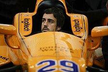 Indy 500 nicht genug: Fernando Alonso träumt von Le Mans mit McLaren