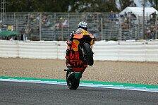 Pol Espargaro ausgelassen: KTM entert im Training zum Jerez-GP die Top-10
