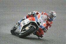 FP2 Le Mans: Dovizioso im Nassen vor Marquez