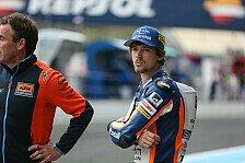 Philipp Öttl: Schlüsselbeinbruch, Jerez-Wochenende vorbei