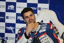 Romano Fenati vor Comeback in der Moto3-WM