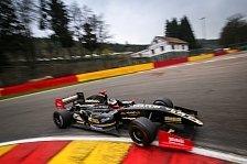 Formel V8 3.5 - Rene Binder mit starkem zweitem Platz in Belgien