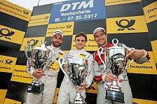 DTM - Bilder: Hockenheim I - Samstag
