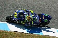 Yamaha: Das ist der Grund für den Rückstand von Rossi, Vinales und Co. in Jerez
