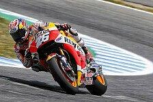 MotoGP, Jerez: Überlegener Sieg von Dani Pedrosa