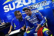Andrea Iannone bei Suzuki vor dem Aus: Jonathan Rea als Ersatz?