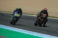 Folger klagt über Startphase beim Spanien-GP in Jerez: Kann nicht überholen