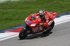 MotoGP - Sepang, Tag 2: Es geht voran