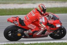 MotoGP - Sepang, Tag 3: Nah an der 990er