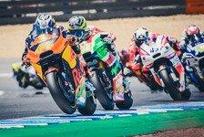 Deutlicher Aufwärtstrend beim Spanien-GP in Jerez: KTM visiert die Top-10 an