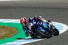 Moto2 in Mugello: Pasini vor Lüthi und Marquez