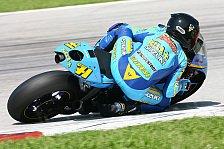 MotoGP - Hiroshi Yamada: ermutigende Leistung