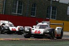 WEC - Video: WEC Spa-Francorchamps 2017: Porsche fährt erneut auf das Podium