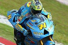 MotoGP - Bilder: Testfahrten in Sepang vom 22.1. bis 24.1. 2007
