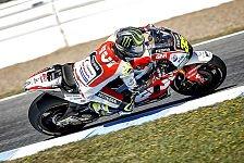 Crutchlow trotz P1 im Jerez-Training: Kämpfe gegen die Honda