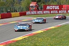 24 Stunden von Le Mans 2017: Die Vorschau auf die GTE-Pro-Klasse