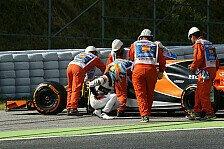 Formel 1, Barcelona: Mercedes-Hilfe für Honda?
