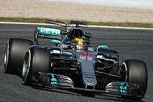 Formel 1, Barcelona: Mercedes dominiert ersten Trainingstag in Spanien