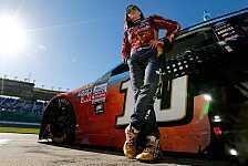 NASCAR - Video: Danica Patricks Karriere-Highlights in der NASCAR