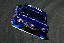 Zweiter Saisonsieg für Truex nach 15 Gelbphasen auf dem Kansas Speedway