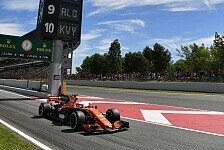 Formel 1: McLaren-Pilot Fernando Alonso zwischen Misserfolg und Entertainment