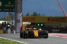 Q3 verpasst: Hülkenberg und Renault brechen in Spanien ein