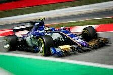 Wehrlein-Wahnsinn in Barcelona: Sauber-Shootout um Q2 gewonnen