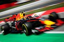 Formel 1, Barcelona: Red Bull dank Updates näher an der Spitze