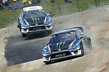 Erster Saisonsieg für VW bei Crash-Fest in Belgien