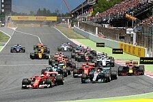 Formel 1 Spanien 2018: Preview zum Rennen der Wahrheit