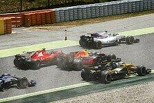 Spanien GP - Marko zum Start-Crash: Klar Bottas' Schuld