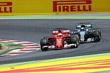 Trotz Spanien-Pleite: Ferrari-Pilot Sebastian Vettel weiter auf WM-Kurs
