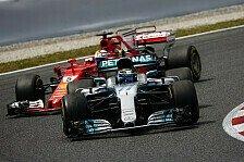 Spanien GP - Bottas-Blockade gegen Vettel: War das sauber?