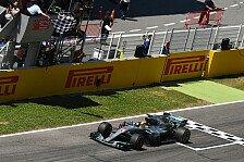 Formel 1, Barcelona: Lewis Hamilton dank magischem Ruf zum Sieg