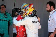 Formel 1: Lewis Hamilton und Sebastian Vettel liefern sich Mega-Showdown