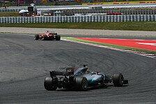 Lewis Hamilton: Ferrari bleibt der Favorit - noch