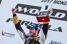 Formel V8 3.5 - 2. Monza-Sieg: Meisterschaftsführung für Binder