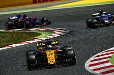 'Höllischer Start': Hülkenberg entgeistert Renault beim Spanien GP in Barcelona