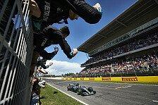 Formel 1 - Bilder: Spanien GP - Rennen