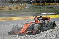 McLaren-Hoffnung Stoffel Vandoorne chancenlos gegen Fernando Alonso: Warum?